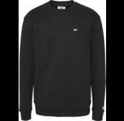 Tommy Hilfiger Sweater Ronde Hals Zwart (DM0DM04469 - BBU)
