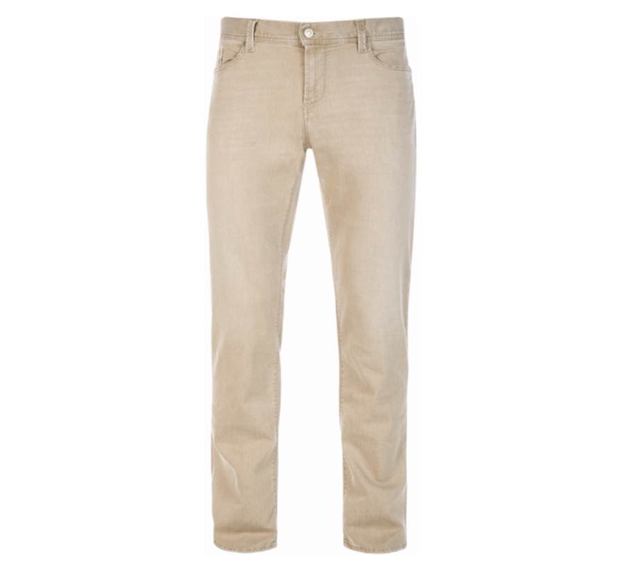 Jeans Pipe Regular Slim Fit Beige (4807 1987 570)