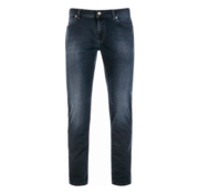 Alberto Jeans Pipe Regular Slim Fit T400 Blauw (4247 1974 890)N