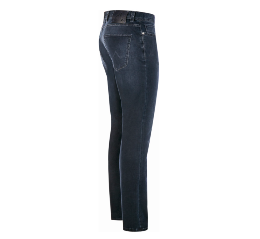 Jeans Pipe Regular Slim Fit T400 Blauw (4247 1974 890)N