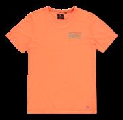 New Zealand Auckland T-shirt Ronde Hals Waiouru Oranje (20CN726 - 641)