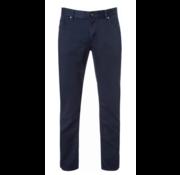 Alberto Jeans Pipe Regular Slim Fit Coloured Luxury Navy (4017 1864 897)N