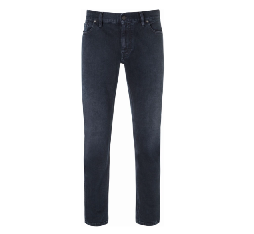 Jeans Pipe Regular Slim Fit Antraciet (4817 1890 992)N