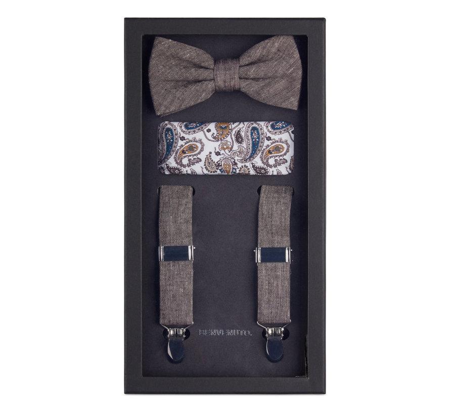 Accessoires Set Bruin (69565-41359-0399)