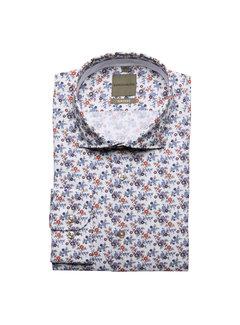 Benvenuto Overhemd Pembrake Washed Print Multicolor (68557-47583-1183)