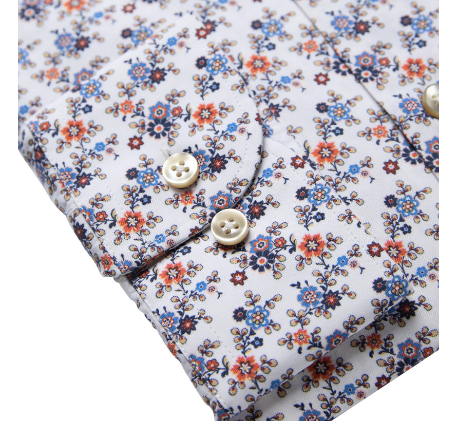 Overhemd Pembrake Washed Print Multicolor (68557-47583-1183)