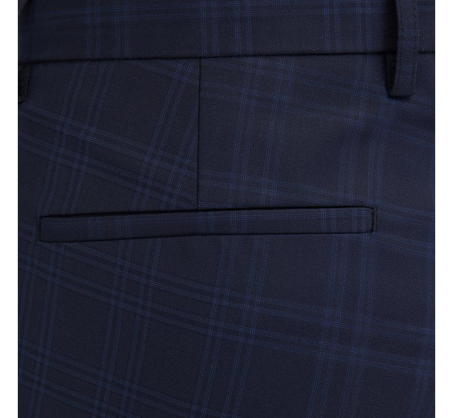 Pantalon Lago Navy Ruit (61522-20895-1254)