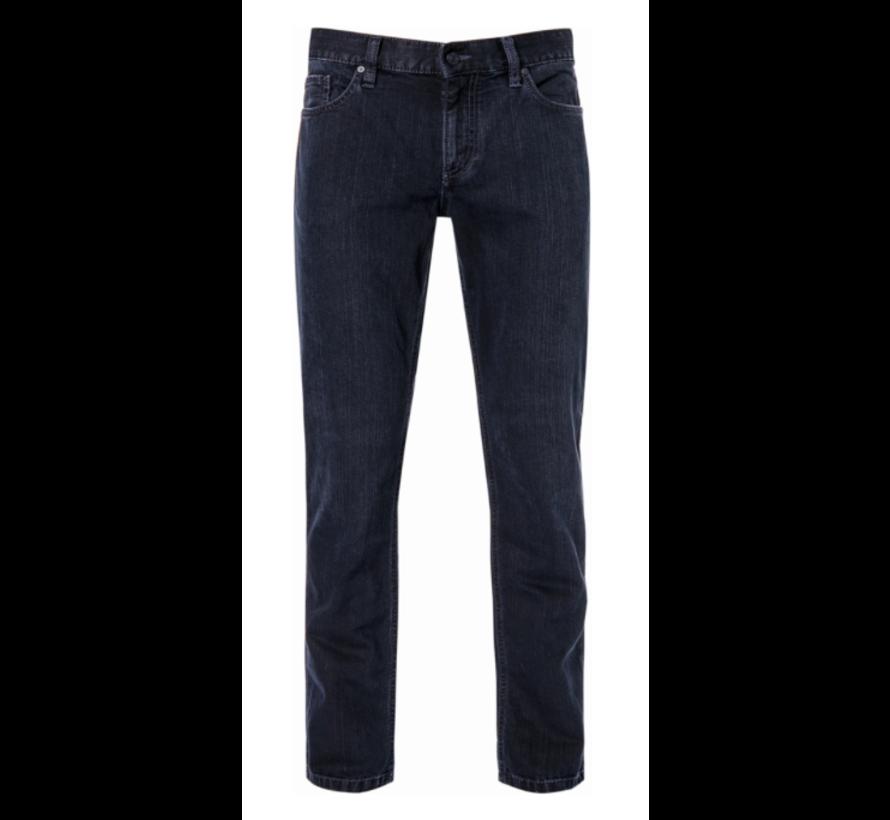 Jeans Pipe Regular Slim Fit T400 Navy (4817 - 1393 - 898)N