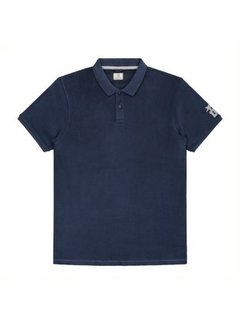 Dstrezzed Polo Towelling Navy (202370 - 669)