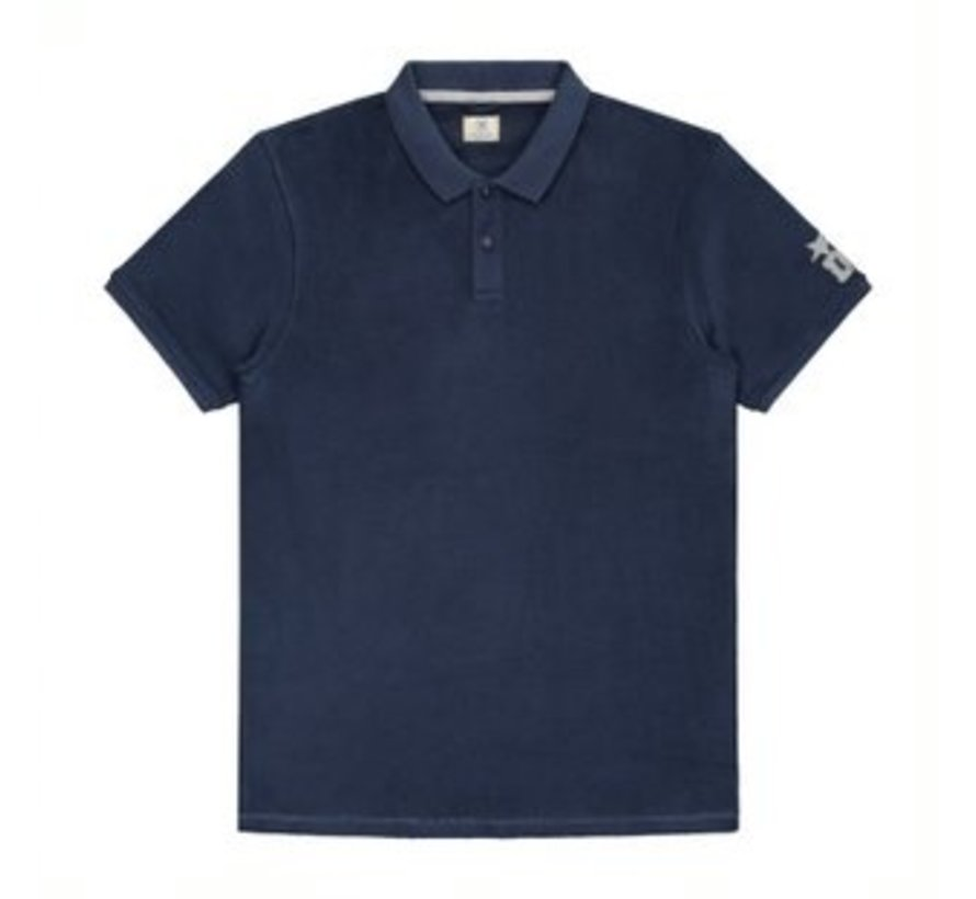Polo Towelling Navy (202370 - 669)
