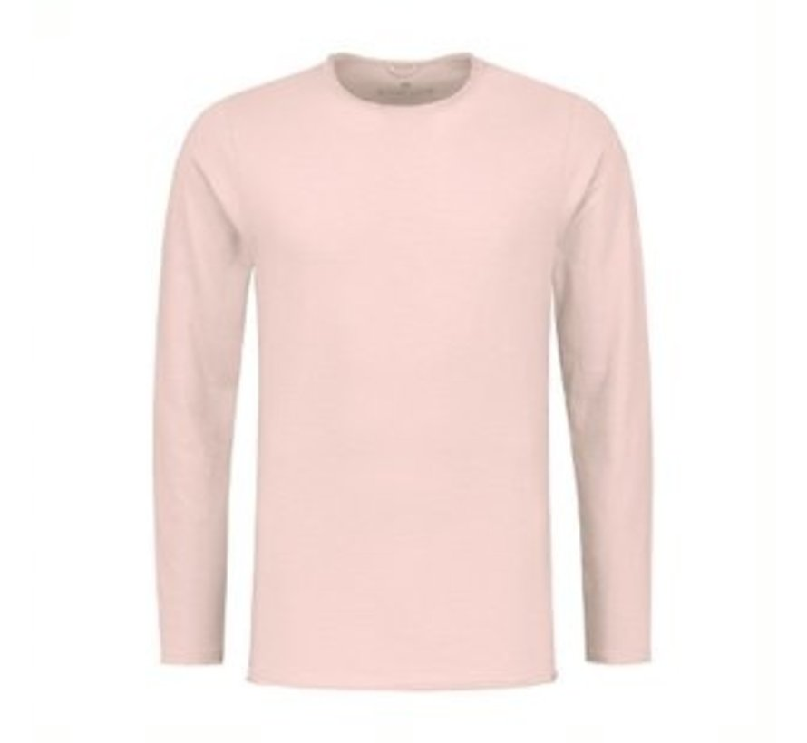 Longsleeve T-shirt Lichtroze (202384 - 429)