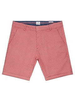 Dstrezzed Chino Short Print Coral (515078 - 428)