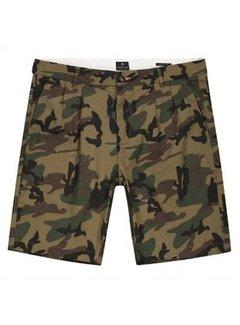 Dstrezzed Korte Broek Camouflage Army Groen (515082 - 511)