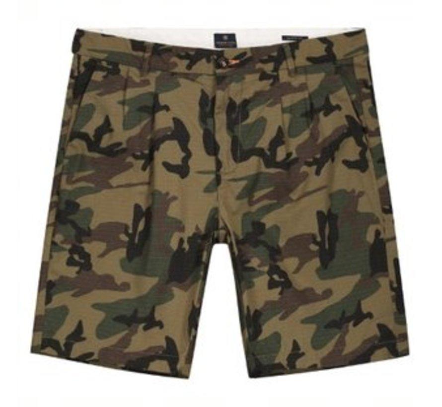 Korte Broek Camouflage Army Groen (515082 - 511)