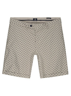 Dstrezzed Chino Short Star Chambray Rosy Brown (515090 - 205)