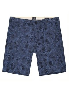 Dstrezzed Chino Short Loose Fit Navy (515166 - 669)