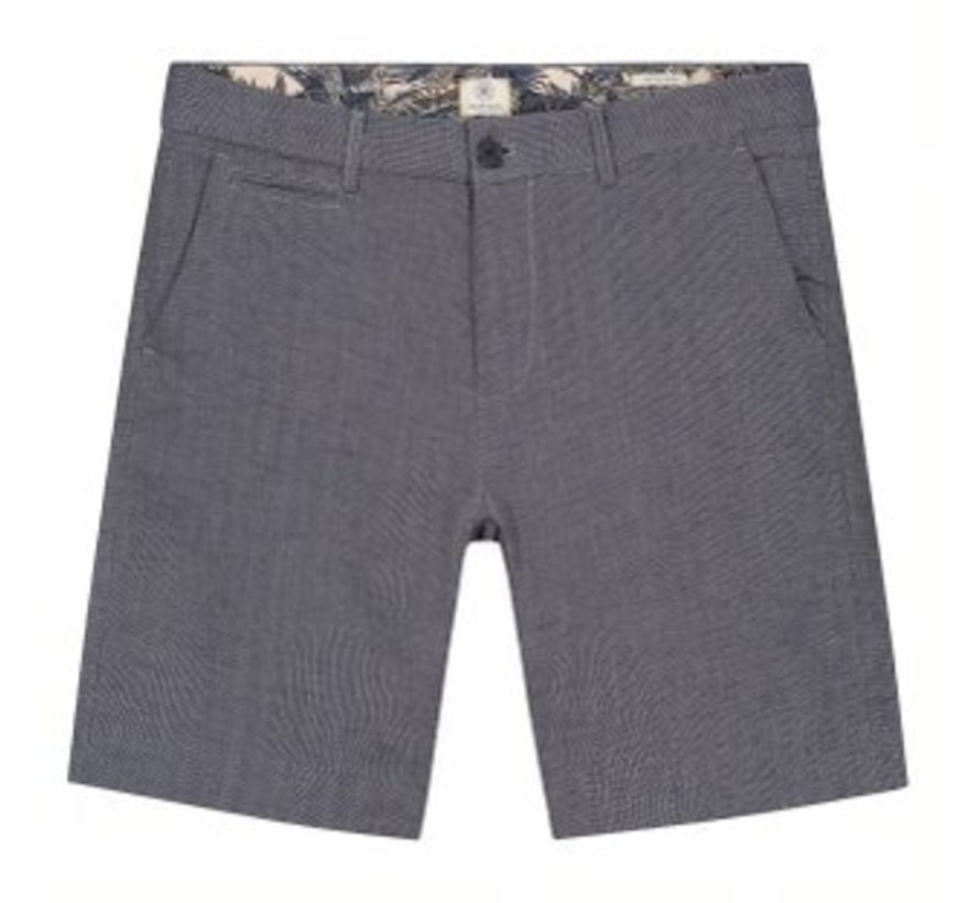 Chino Short Loose Fit Tictac Navy (515168 - 669)