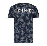 A Fish named Fred T-Shirt Navy (20.03.420)