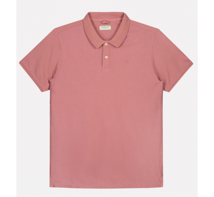 Polo Korte Mouw Roze (202500 - 434)