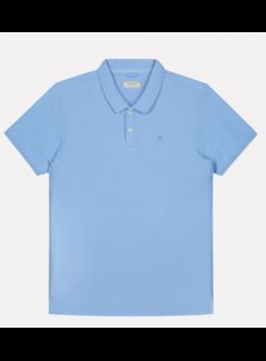 Dstrezzed Polo Korte Mouw Blauw (202500 - 625)
