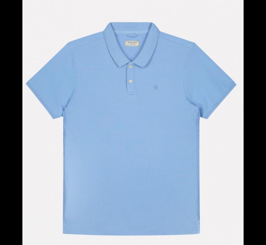 Polo Korte Mouw Blauw (202500 - 625)