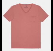 Dstrezzed T-shirt V-Hals Roze (202502 - 434)