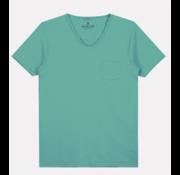 Dstrezzed T-shirt V-Hals Groen (202502 - 525)