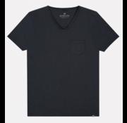 Dstrezzed T-shirt V-Hals Navy Blauw (202502 - 649)