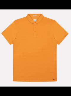 Dstrezzed Polo Korte Mouw Oranje (202530 - 441)