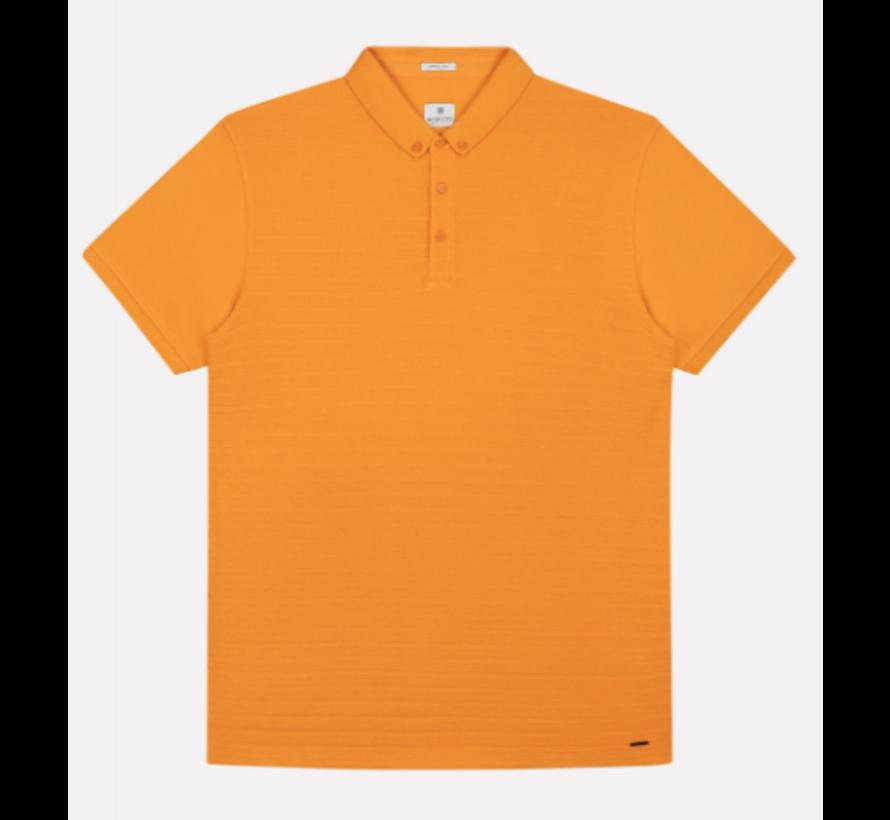 Polo Korte Mouw Oranje (202530 - 441)
