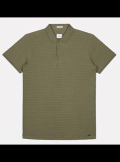 Dstrezzed Polo Korte Mouw Army Groen (202530 - 511)