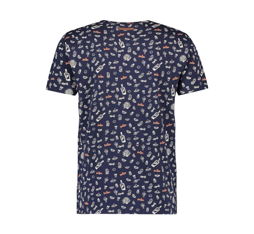 T-Shirt Navy (20.03.409)