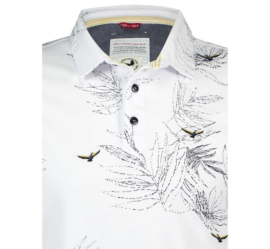 Polo Embroidery Bird Wit (20.03.320)