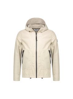 Dstrezzed Zomerjas Hoody Jacket Techshell Bruin (101230 - 205)