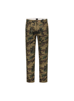 Dstrezzed Chino Camouflage Army Green (501276 - 511)