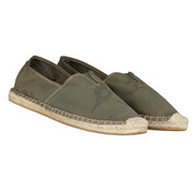 Dstrezzed Espadrilles Camouflage Army Green (651043 - 522)