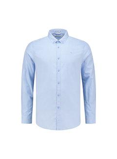 Dstrezzed Overhemd Button Down Licht Blauw (303124 - 646)