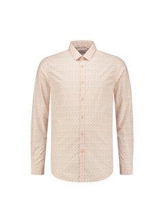 Dstrezzed Overhemd Dot Chambray Licht Roze (303128 - 429)