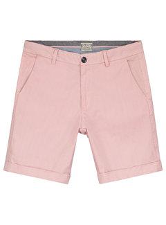 Dstrezzed Chino Short Slim Fit Gestreept Roze (515066 - 427)