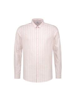 Dstrezzed Overhemd Fancy Stripe Licht Roze (303202 - 429)