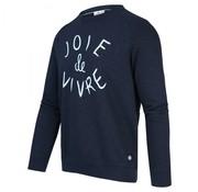 Blue Industry Sweater Indigo Blauw (KBIS20 - M63 - Indigo)