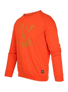 Blue Industry Sweater Oranje (KBIS20 - M63)