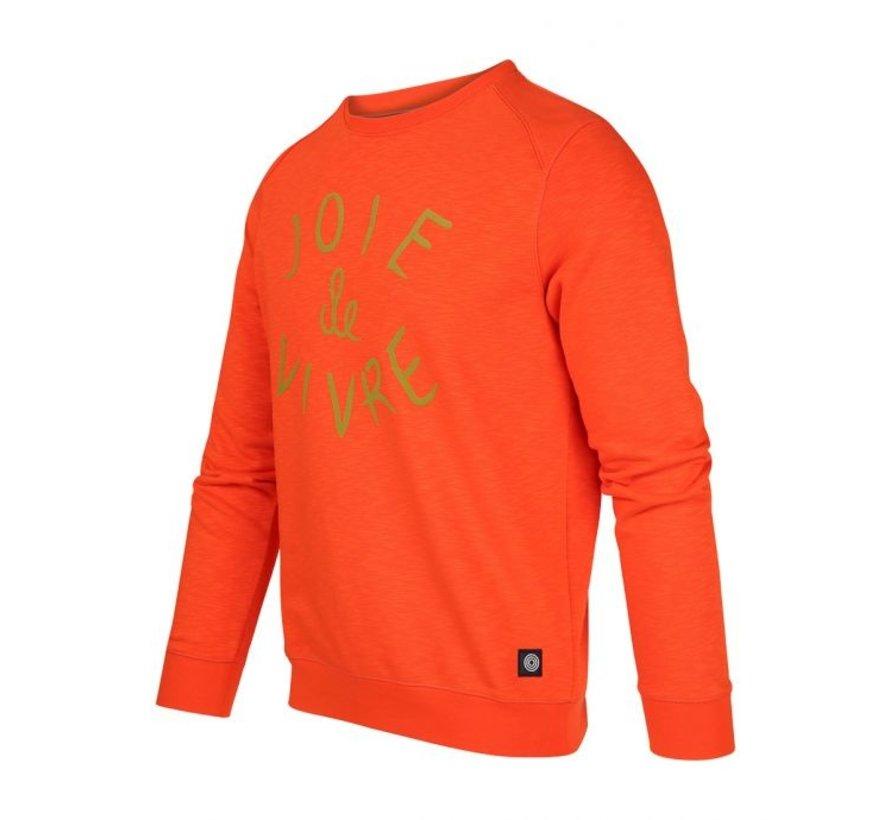Sweater Oranje (KBIS20 - M63)