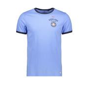 New Zealand Auckland T-shirt Tapawera Blauw (20BN720 - 259)