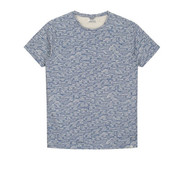 Dstrezzed Dstrezzed T-shirt Owl Melange Lichtgrijs Melange (202289 - 893)