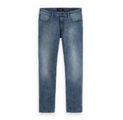 Scotch & Soda Jeans Tye Hot Off The Press Slim Tapered Blauw/Grijs (153517 - 3440)