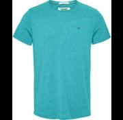 Tommy Hilfiger T-shirt Ronde Hals Exotic Teal (DM0DM04792 - CTX)