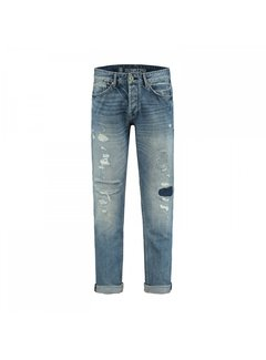 Dstrezzed Jeans The James B. Hyper Vintage Blauw (551056D - 915)
