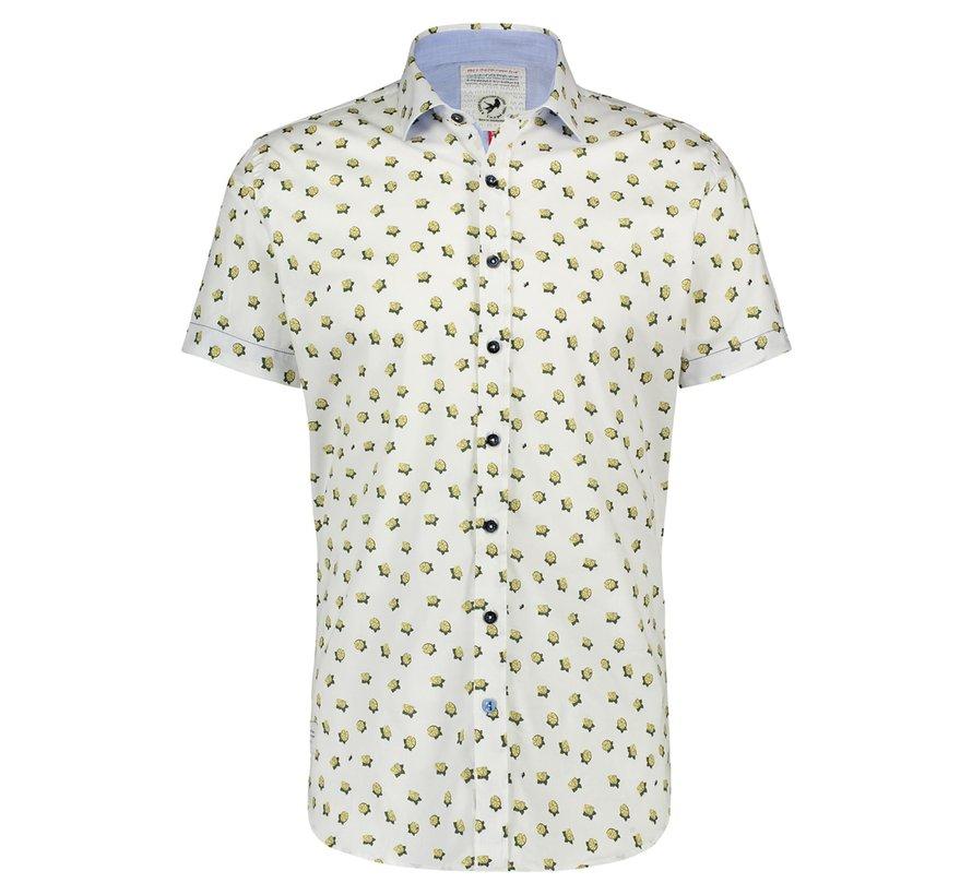Korte Mouw Overhemd Multicolor (20.03.079)