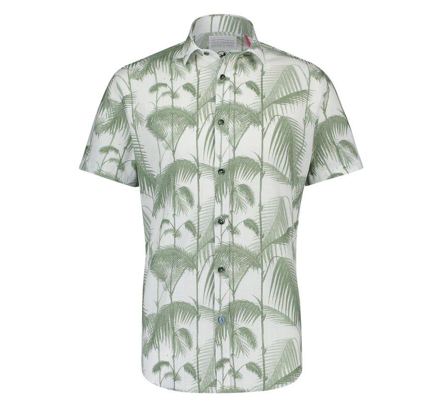 Korte Mouw Overhemd Multicolor (20.03.097)